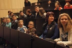 Okresní kolo recitační soutěže dětí z I. stupně